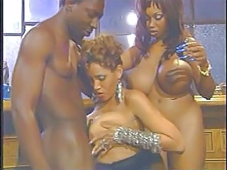 Big Tits Ebony  Tits job Threesome Vintage