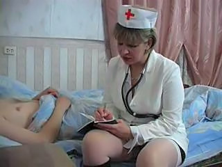 Amateur Doctor Mature Uniform
