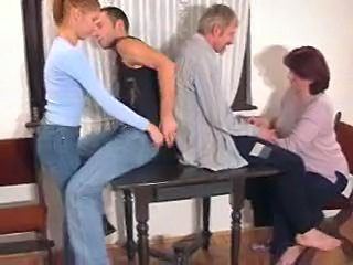 Daddy Daughter Family Groupsex Mature Mom Old and Young Teen
