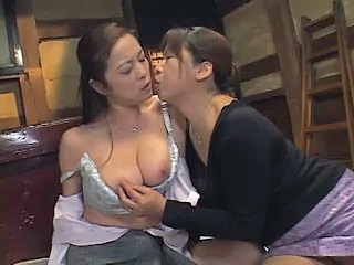 Asian Japanese Lesbian Mature Nipples