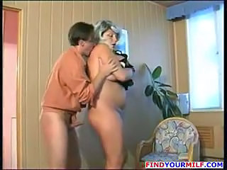 Chubby Mature Mom Russian