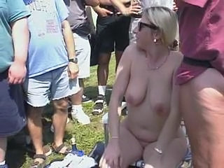 Amateur Gangbang  Nudist Outdoor