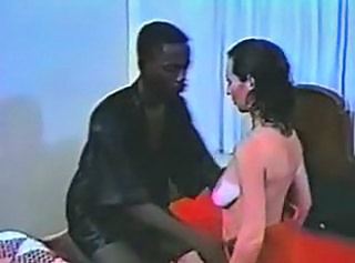 Interracial- White Wife Meets Black Lover