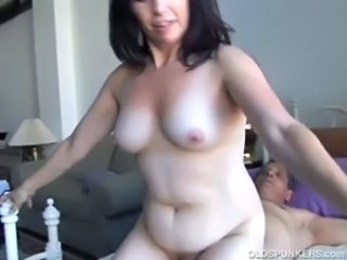 Homemade Mature Older Riding