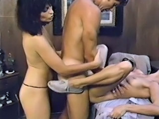 Hardcore  Threesome Vintage