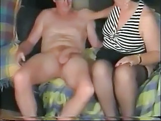 Mature Older Stockings Webcam