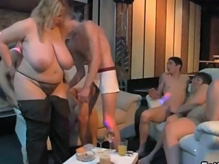 Big Tits Groupsex Mature Natural Old and Young Party