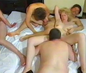 Amateur Groupsex Mature Older Swingers Wife