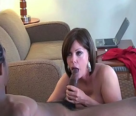 Blowjob Interracial  Wife
