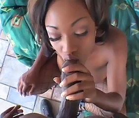 Blowjob Ebony  Pov