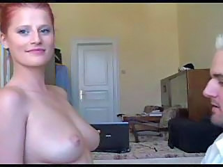 Natural Redhead Webcam