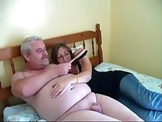 Amateur Daddy Daughter Old and Young Small cock