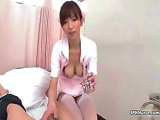 Asian  Nurse Stockings