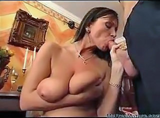 Granny With Big Tits Fucked By Servant Boy mature mature porn grann...