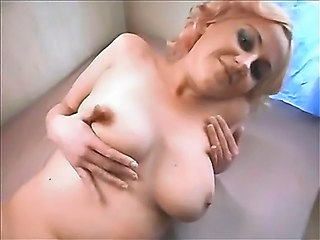 Blonde Mature Natural