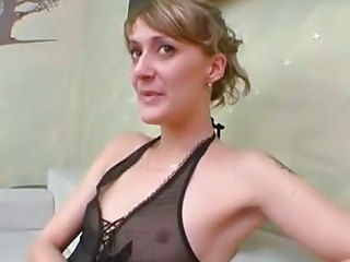 Amateur European French  Skinny Small Tits