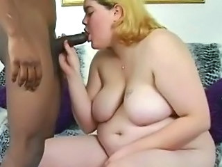 Blowjob Interracial  Teen