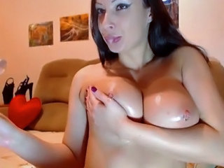 Big Tits Fetish  Nipples Piercing