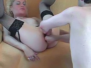 Fisting Wife