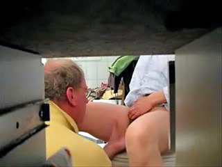 Daddy HiddenCam Mature Mom Voyeur