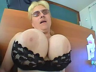 Big Tits Glasses Mature Pov Silicone Tits