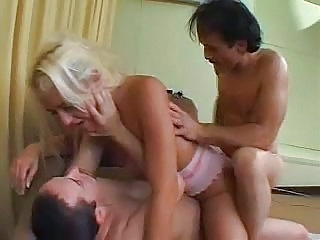 Double Penetration  Threesome