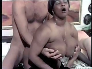 Big Tits Ebony Interracial  Natural Vintage