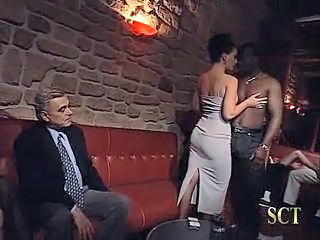Adulteri Sexe En Grup Interracial  Trio Esposa