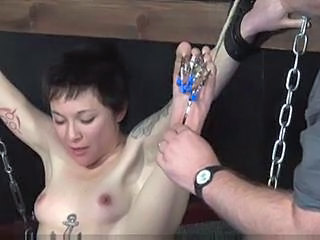 Bdsm Extreme Mature Tattoo