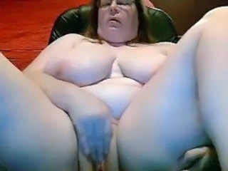 Big Tits Masturbating Mature Mom Natural  Webcam