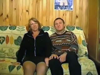 Amateur Casting European French  Wife