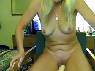 Amateur Homemade  Toy Wife