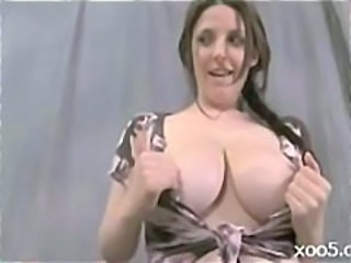 Big Tits  Natural Stripper