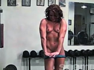 Muscled Small Tits Sport
