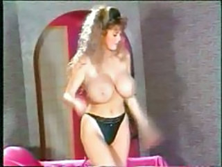 Big Tits  Panty Silicone Tits Vintage