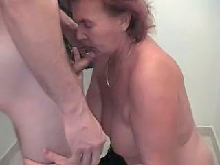 Blowjob Granny Russian