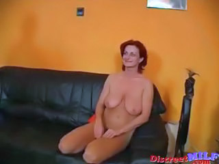 Amateur Big Tits Chubby  Natural Redhead