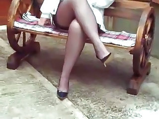 Legs Mom Stockings