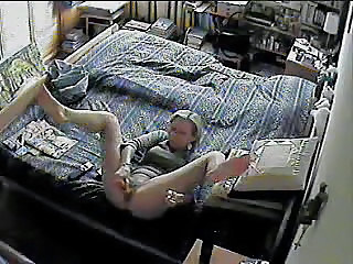 HiddenCam Masturbating Voyeur Wife