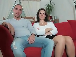 Amateur European French Wife