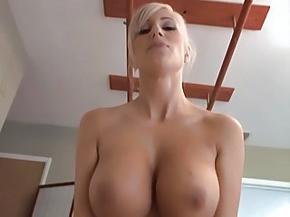 Big Tits Massage  Pov