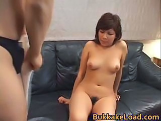 Asian Hairy  Small Tits