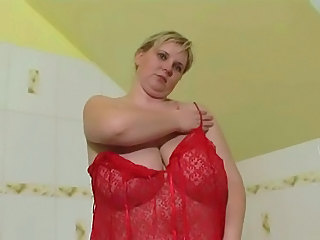 Big Tits Lingerie  Natural  Stripper