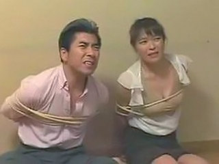 Asian Bondage Fetish Wife