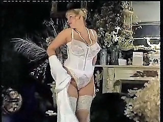 Chubby Lingerie  Stockings Vintage