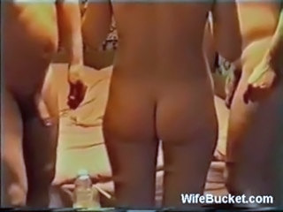 Ass Homemade Threesome Vintage Wife