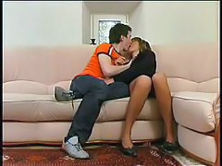 Amateur Kissing