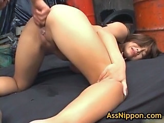 Asian Ass Fisting