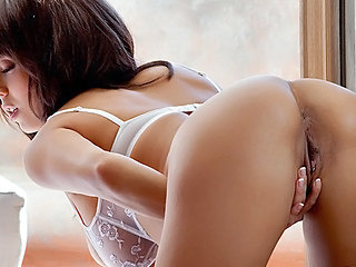 Ass Erotic Latina Lingerie
