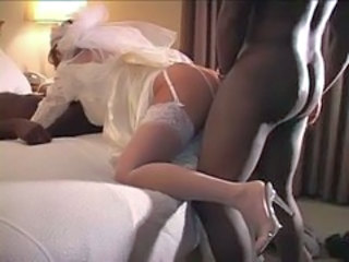 Amateur Blowjob Bride Cuckold Doggystyle Hardcore Interracial  Stockings Threesome